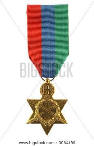 World War Ii Greek Medal