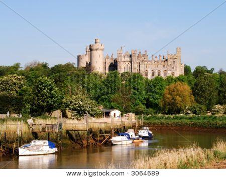 Castillo de Arundel. West Sussex. Inglaterra