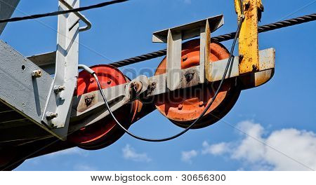 Cable Pulley System