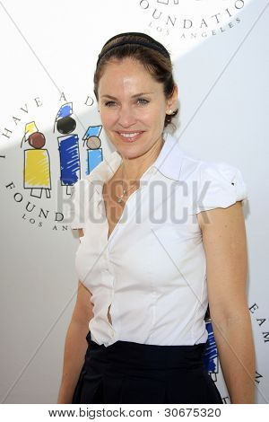 LOS ANGELES, CA - MAR 4: Amy Brenneman at the I Have A Dream Foundation's 14th Annual Dreamers Brunch at The Skirball Cultural Center on March 4, 2012 in Los Angeles, California