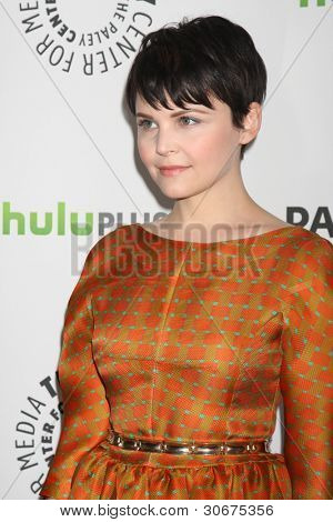LOS ANGELES - MAR 4:  Ginnifer Goodwin arrives at the