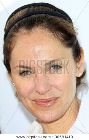 LOS ANGELES - MAR 4:  Amy Brenneman arrives at the  Have A Dream Foundation's 14th Annual Dreamers Brunch at the Skirball Cultural Center on March 4, 2012 in Los Angeles, CA