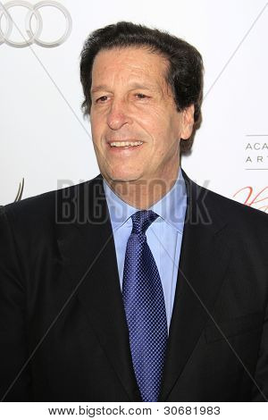 LOS ANGELES - MAR 1:  Peter Roth arrives at the Academy of Television Arts & Sciences 21st Annual Hall of Fame Ceremony at the Beverly Hills Hotel on March 1, 2012 in Beverly Hills, CA