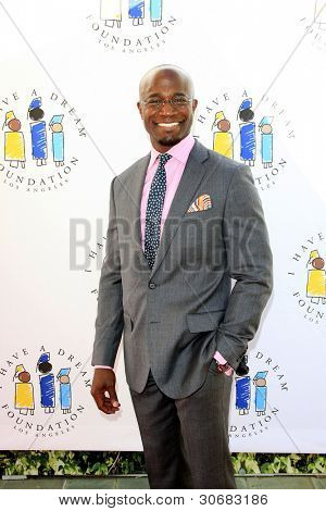LOS ANGELES, CA - MAR 4: Taye Diggs at the I Have A Dream Foundation's 14th Annual Dreamers Brunch at The Skirball Cultural Center on March 4, 2012 in Los Angeles, California