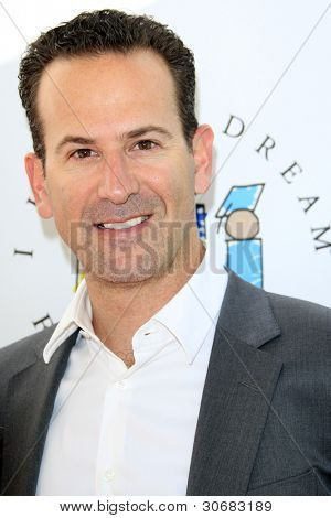 LOS ANGELES, CA - MAR 4: Darryl Frank at the I Have A Dream Foundation's 14th Annual Dreamers Brunch at The Skirball Cultural Center on March 4, 2012 in Los Angeles, California
