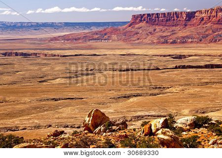 Red Mesa Grand Canyon Arizona