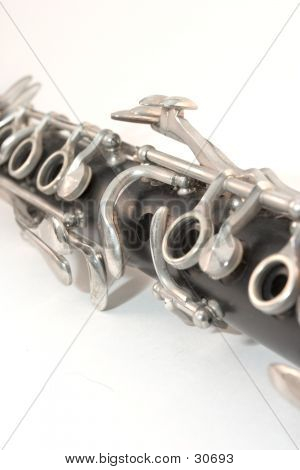 Clarinet Closeup 2