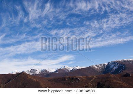 Plateau Landscape