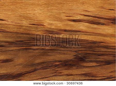 Tiger etimoe (wood texture)