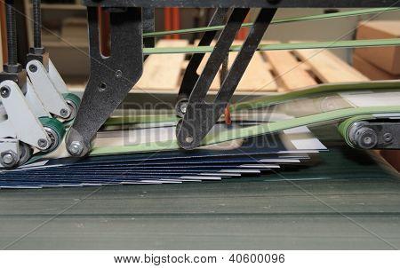 Folding Machine Detail