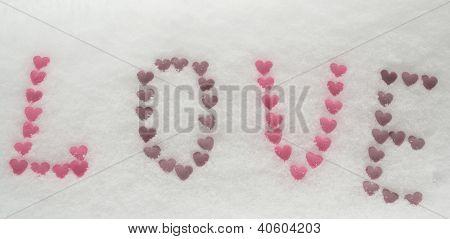 Love On Snow