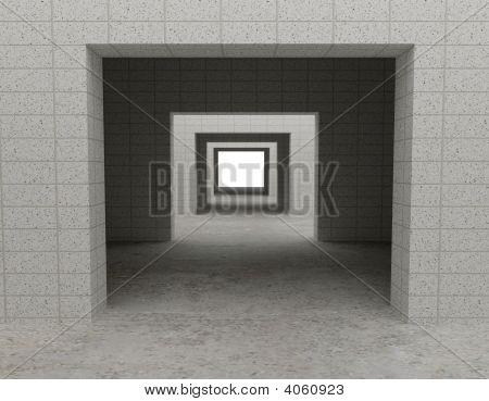 White Building 3D