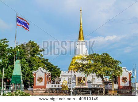 A holy pagoda