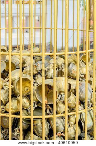 Bells In A Cage