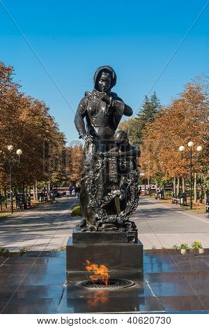Ethernal Fire In Belgorod