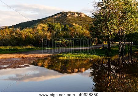 Mount Helena Reflection