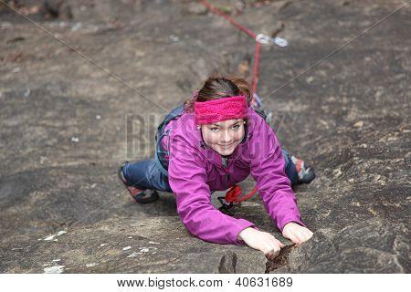 climbing view