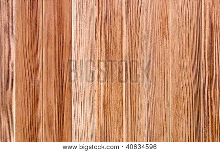 Wooden Plank Textured Wall