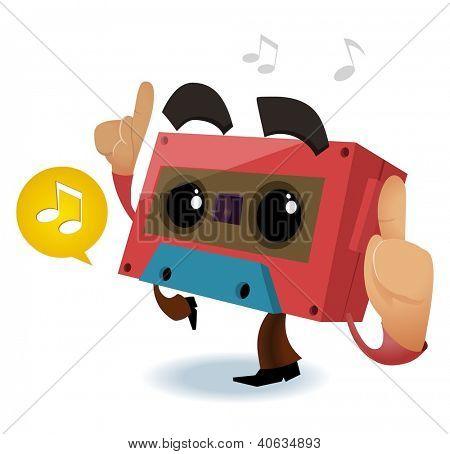 anos 80 festa de música retro