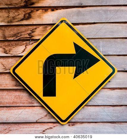 Traffic Road Sign