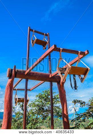 Chinese Swing Wood