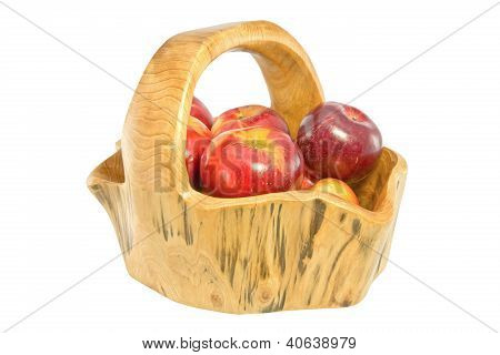 A Basket Of Apples