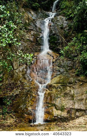 Clean Fresh Water Stream Flowing