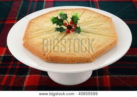 Shortbread escocês