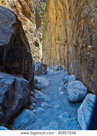 Samaria iron gate