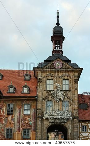 Old Town Hall, Bamberg,germany