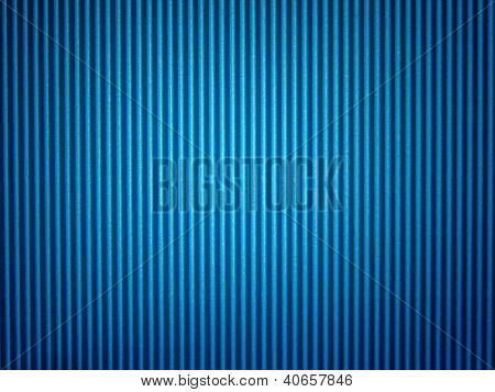 Blue Background Abstract Style