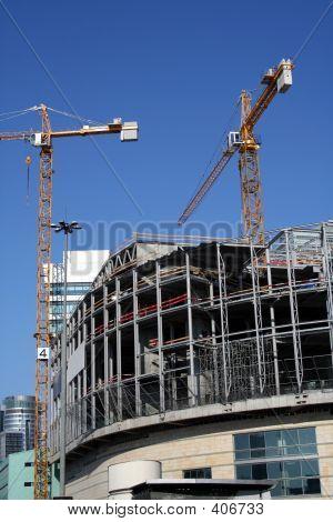 Construcción moderna