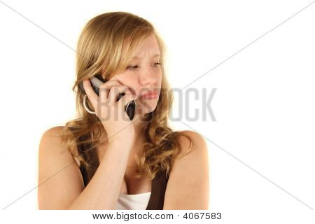 Disaffecting Phone Call
