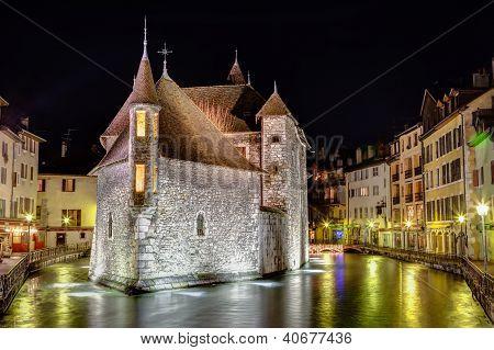 Palais de l'Isle, Annecy, France