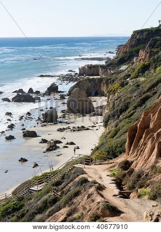 El Matador State Beach California