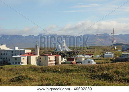 Stykkisholmur montañas