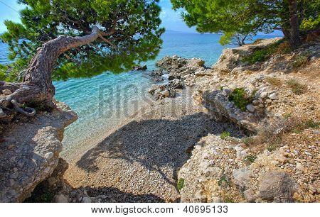 Makarska Riviera , Croatia