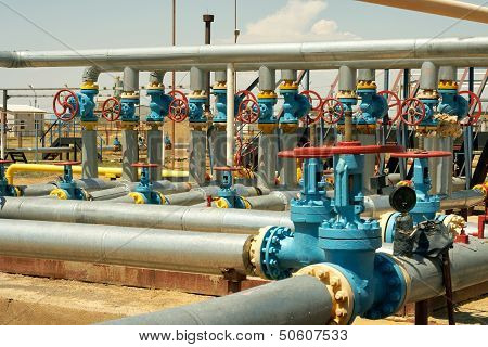Group Valves.