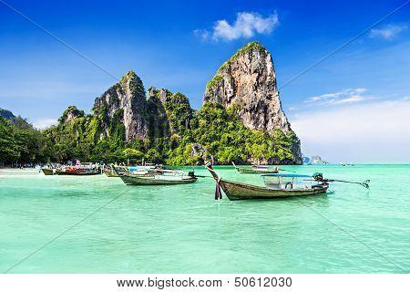 Longtale Boats