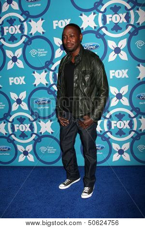 LOS ANGELES - SEP 9:  Lamorne Morris at the FOX Fall Eco-Casino Party at The Bungalow on September 9, 2013 in Santa Monica, CA