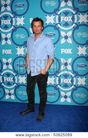 LOS ANGELES - SEP 9:  Len Wiseman at the FOX Fall Eco-Casino Party at The Bungalow on September 9, 2013 in Santa Monica, CA