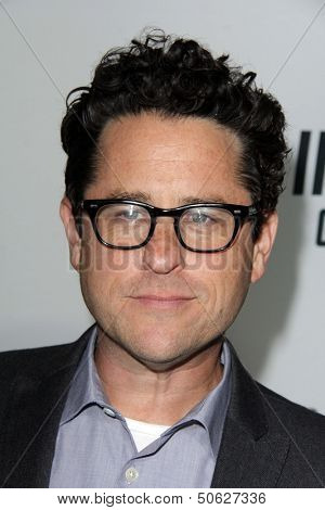 LOS ANGELES - SEP 10:  JJ Abrams at the
