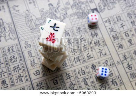 Mahjong - Asian Game