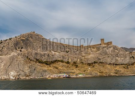 The Genoa Fortress