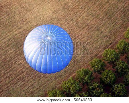 Balloon below!