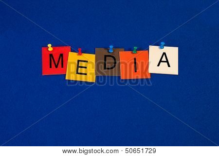 Media - Business Sign