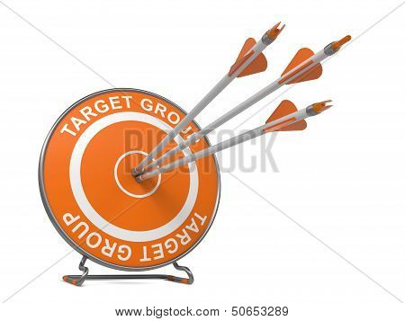 Target Group. Business Background.