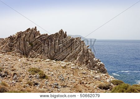 Rock Formation of Agios Pavlos