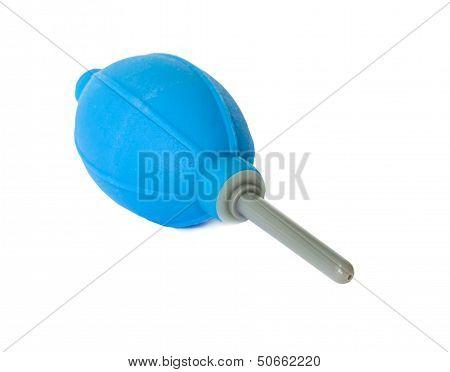 Rubber Air Blower .