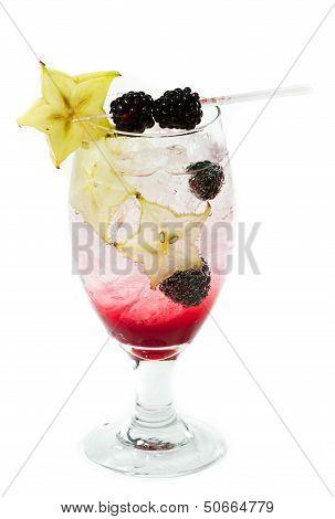 Fresh Fruit Cocktail